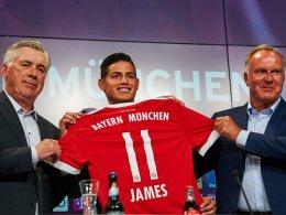 """260x195 YOfrsyQXri 1 - """"Es un orgullo grande, espero hacer historia"""": James Rodríguez en el Bayern Múnich"""