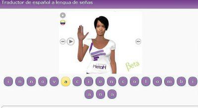 353937 15457 1 - Colombiano crea traductor de lenguaje de señas para sordos