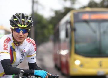 59793f72d95a4 1 360x260 - Una imprudencia le cambió la vida a una ciclista bogotana