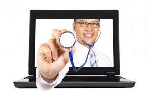 TELEMEDICINA 300x215 - La inteligencia artificial y la salud: un mercado en auge