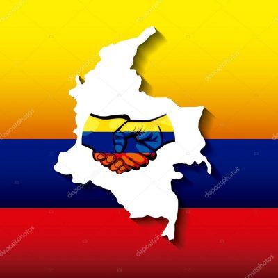 depositphotos 122690994 stock illustration colombian peace agreement symbol - Un paso hacia la paz