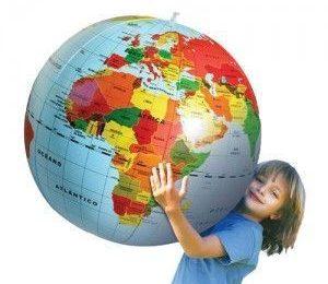 globo terraqueo infantil hinchable 300x300 300x260 - Pensemos en la vida