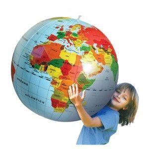 globo terraqueo infantil hinchable 300x300 - Pensemos en la vida