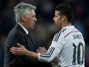"james rodriguez 300x225 - ""Es un orgullo grande, espero hacer historia"": James Rodríguez en el Bayern Múnich"