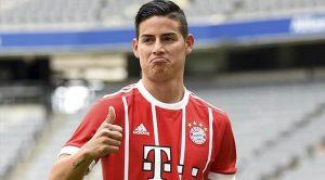 "jamesrodriguezpresentacionafpe 300x166 - ""Es un orgullo grande, espero hacer historia"": James Rodríguez en el Bayern Múnich"