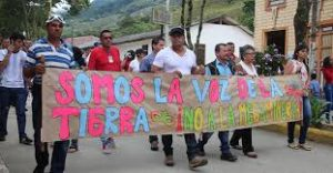 pijao inas 300x156 - Pijao y Arbeláez dijeron No a la explotación minera y de hidrocarburos