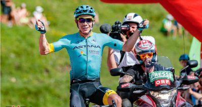 535453 1 - El colombiano Miguel Ángel 'Supermán' López hace historia ganando etapa en la Vuelta
