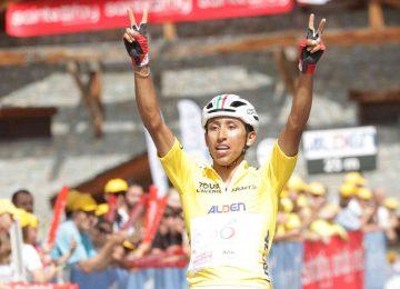 537821 1 360x260 - Impresionante Egan Bernal, victoria en la etapa reina y a un paso del título del Tour de L'Avenir