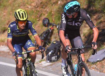 599de0ceaae53 360x260 - Esteban Chaves, segundo en la novena etapa de la Vuelta a España y sigue detrás de Chris Froome