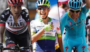ciclismo 300x173 - Froome demostró que no es invencible y perdió tiempo por una caída