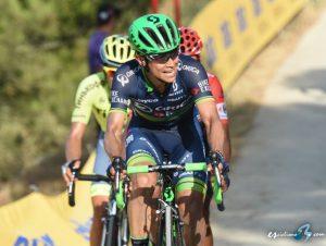esteban chaves vuelta espana et17 2016 sirotti 300x226 - Nibali gana, Froome es líder y Chaves acecha a 11 segundos