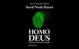 homo deus 300x189 - Tecnología y biociencias: la era de los poshumanos
