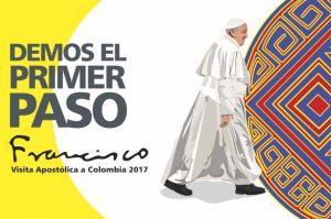 """papa a colombia 300x199 - """"Es la transmisión más grande de la historia de la televisión colombiana"""""""