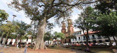 parques 1 - II Foro internacional de innovación turística en San Gil,Santander.
