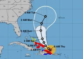 1506008040 699848 1506008623 sumarioapoyo normal recorte1 - El poderoso huracán María vuelve a categoría 3 y deja atrás República Dominicana