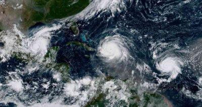 249639 1 - Irma, Katia y José: ¿es normal que haya tres huracanes activos a la vez en el Atlántico?