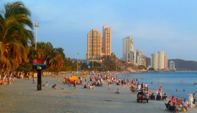 27port - Santa Marta se une a celebración del Día Internacional del Turismo