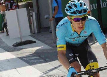 538594 1 360x260 - Miguel Ángel López, segundo en la etapa 14 de la Vuelta