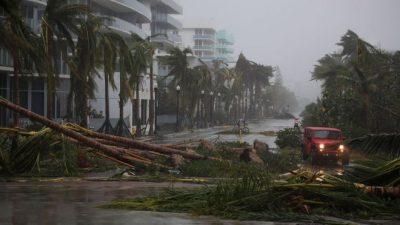 97758352 hi041610126 - ¿Qué impacto tiene realmente el cambio climático en los potentes huracanes Irma y Harvey que azotaron al Caribe y a Estados Unidos?