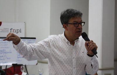 Carlos Francisco Fernandez - Taller sobre la actualidad del sistema de salud en Colombia, con Carlos Francisco Fernández