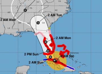 download 360x260 - Esta es la información más reciente sobre el avance del huracán Irma (sábado 08:00 am)