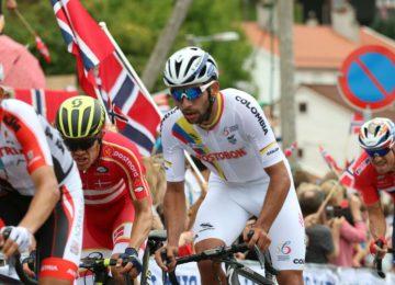 fernando gaviria seleccion colombia 360x260 - Fernando Gaviria, octavo en la prueba de ruta del Mundial de Ciclismo