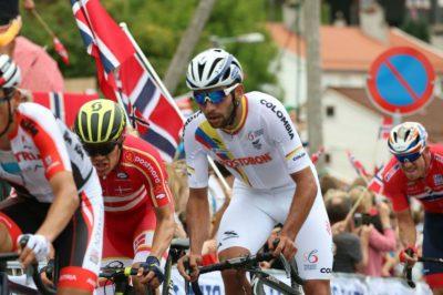 fernando gaviria seleccion colombia - Fernando Gaviria, octavo en la prueba de ruta del Mundial de Ciclismo
