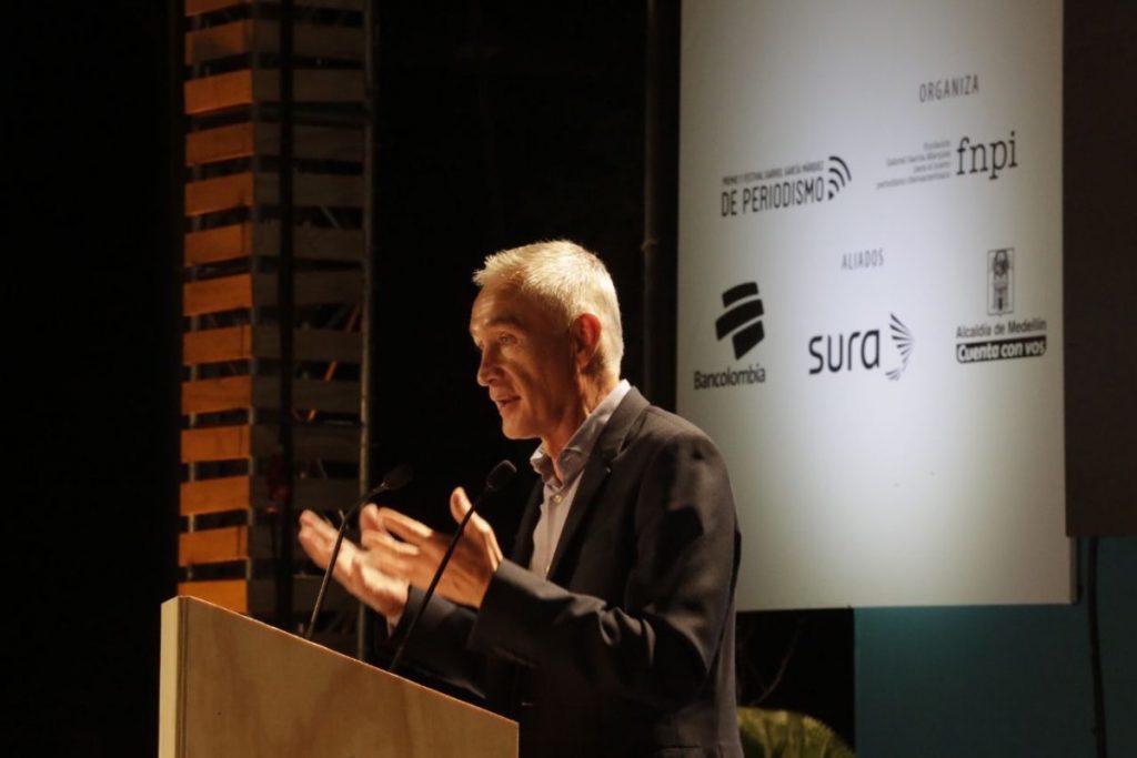 jorgeramos 1200x800 1024x683 - Desobedezcan: Discurso de Jorge Ramos en el Premio Gabo 2017