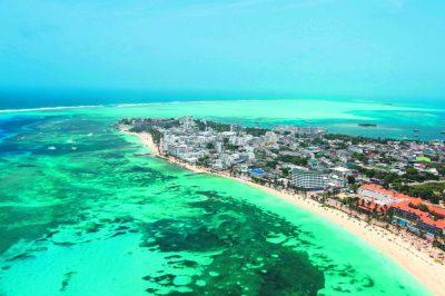 san andres 4 - San Andrés será el más afectado por el cambio climático