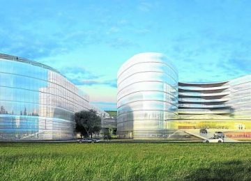 56b3ed28bae43 360x260 - Así será el moderno centro para atención del cáncer CTIC