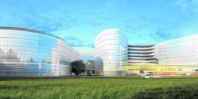 56b3ed28bae43 - Así será el moderno centro para atención del cáncer CTIC