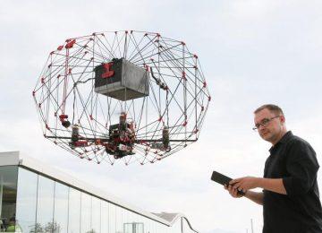 59daad46d2904 360x260 - El dron cartero que entrega paquetes