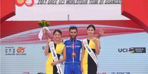 59eb59811c9c6 300x150 - Fernando Gaviria logró su tercer triunfo consecutivo en el Tour de Guangxi