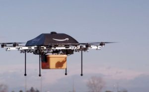 Amazon Prime Air 300x185 - El dron cartero que entrega paquetes