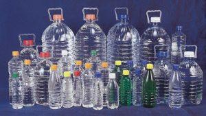Botellas y Garrafas Pet Serie Alimentación 300x169 - Una casa reciclada
