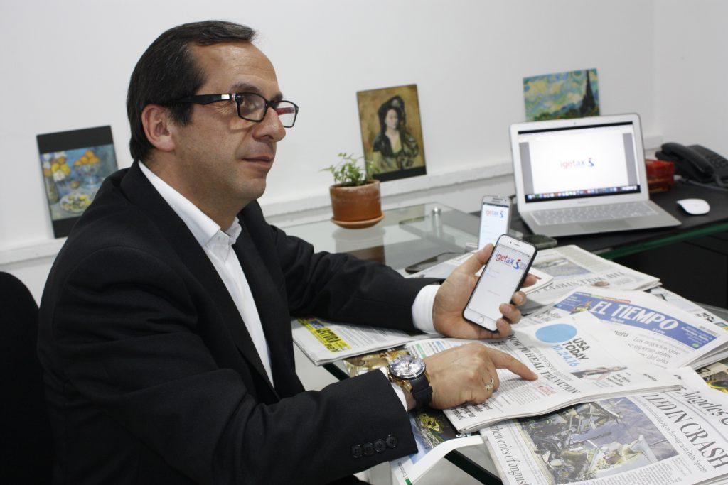 MG 8939 1024x683 - Nuevo desarrollo tecnológico cambiará la forma de leer en Colombia y en el mundo