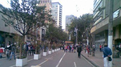 carrera septima peatonal - Réquiem por la 7.ª