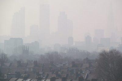 poluttion - Enfermedades por polución cuestan US$4,6 billones por año