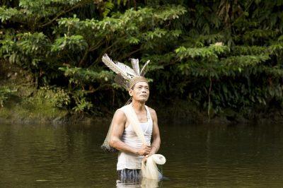 """16vivir nota6 Drupal Main Image.var 1510774160 - """"Si los bosques siguen en pie, es por nosotros"""": indígenas en la Cumbre de Cambio Climático"""