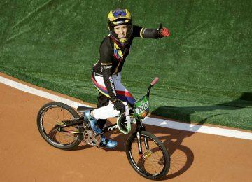 489515 1 360x260 - Mariana Pajón logró su primer oro en los Juegos Bolivarianos
