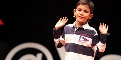 5a02344f92edf - Con solo 10 años, Antonio García ya enseña a otros niños a programar