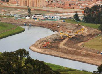 5a02417c0c322 360x260 - Los trabajos que buscan que el río Bogotá no vuelva a desbordarse