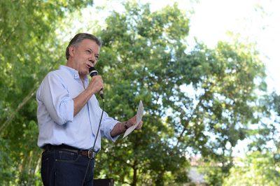 Juan Manuel Santos - Este viernes The Royal Botanic Gardens Kew reconoce el trabajo de Colombia para proteger la biodiversidad