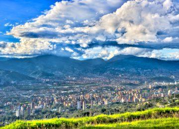Medellin2 HDR 360x260 - La preocupación por la calidad del aire el primer tema de la Escuela Internacional de Desarrollo Sostenible