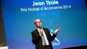 Nobel Tirole Universidad Paris FOTO EDIIMA20170814 0552 4 300x169 - No, una máquina, probablemente, no le va a quitar su trabajo