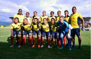 Selección Colombia Femenina medalla de Oro en Juegos Bolivarianos foto vía El Espectador Radio Universitaria URepublicanaRadio 800x520 300x195 - Potencia regional