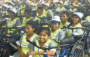 bicipostobon1711 - MiBici Postobón compartió 600 sonrisas en Rionegro