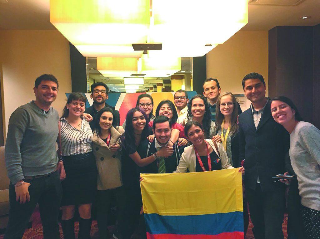 jovenes 15257921 1024x766 - Los jóvenes que están transformando a Colombia