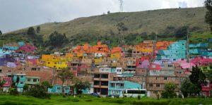 mural barrio9 opt 300x149 - Entrenubes: el pulmón de tres localidades de Bogotá