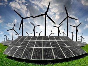solar power wind energy 300x226 - 'Los gobiernos tienen el poder de migrar hacia economías verdes'